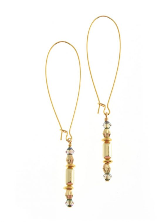 gold earrings gift 3