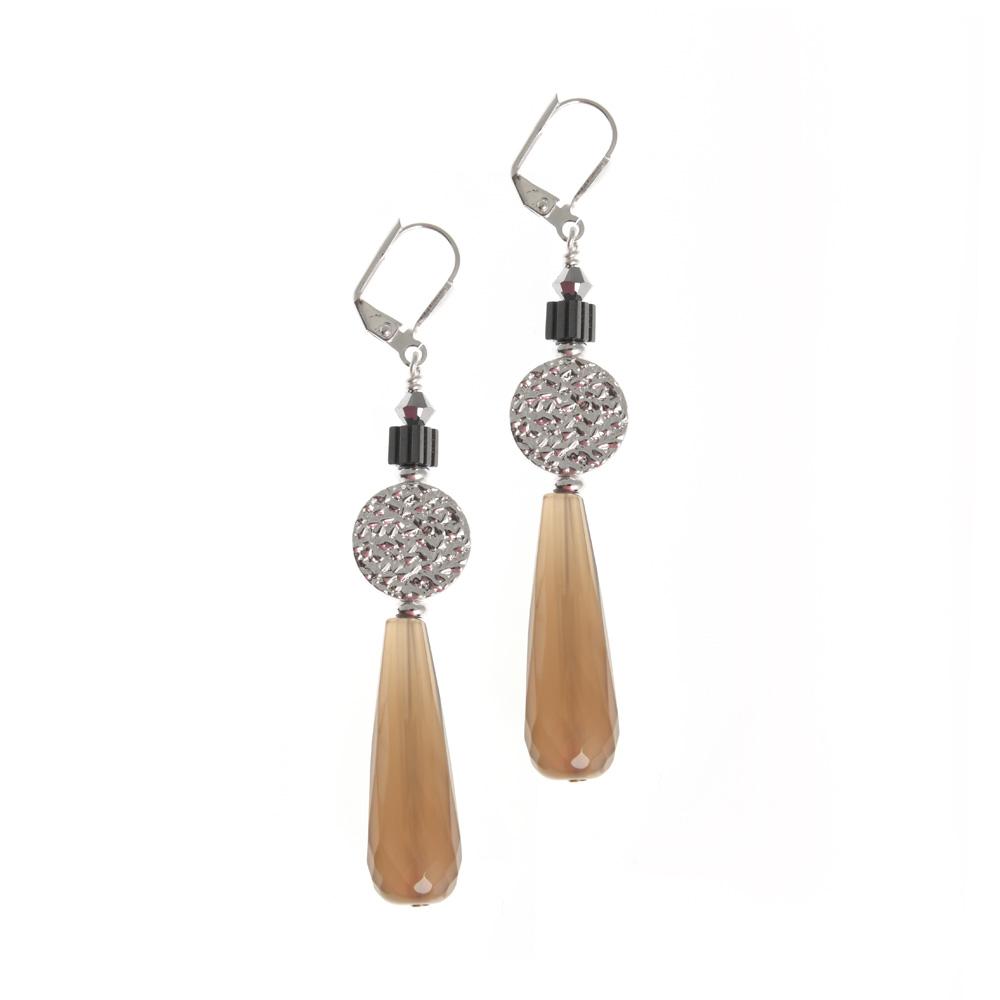heavens gable statement earrings