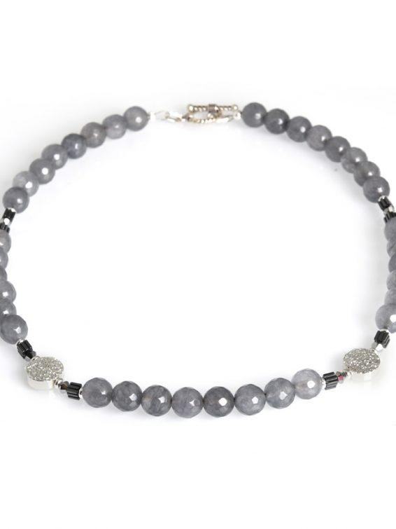 heavens gable linear necklace
