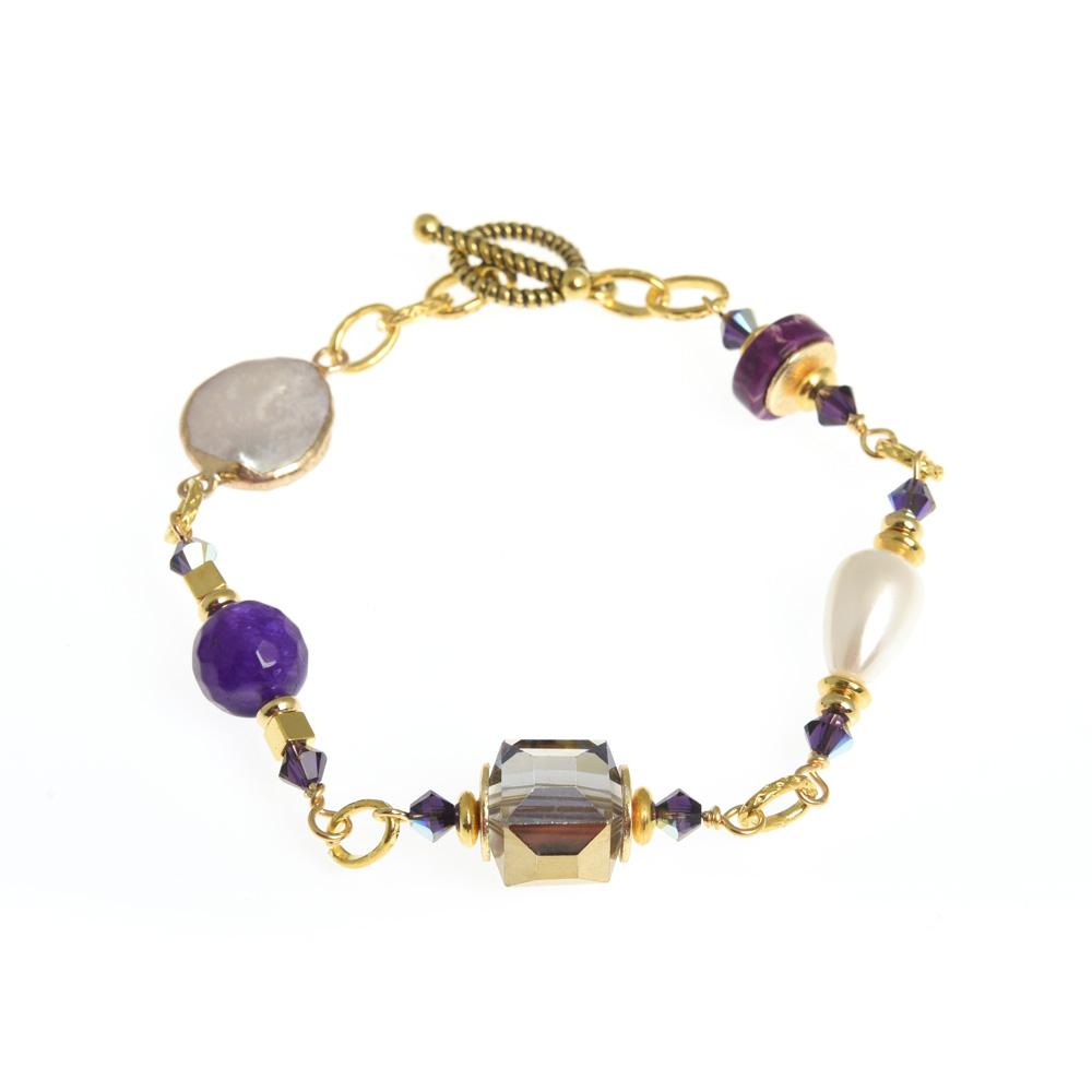 corcra link bracelet