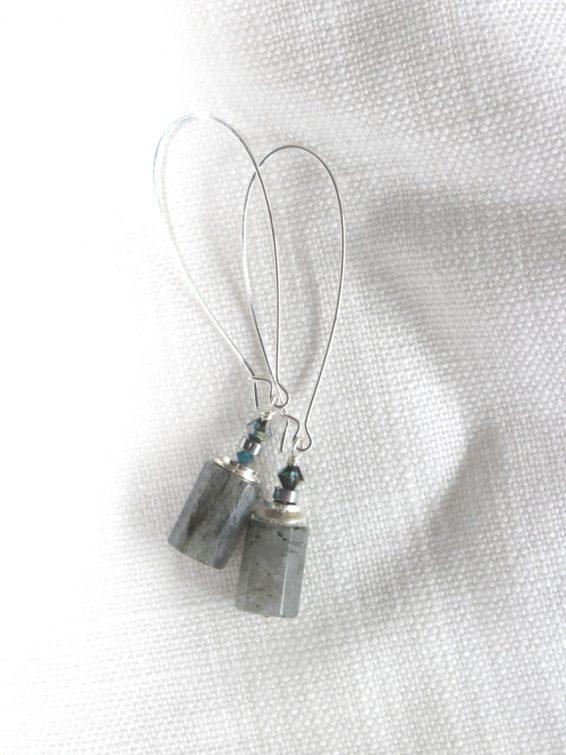 Aedh Labradorite Earrings