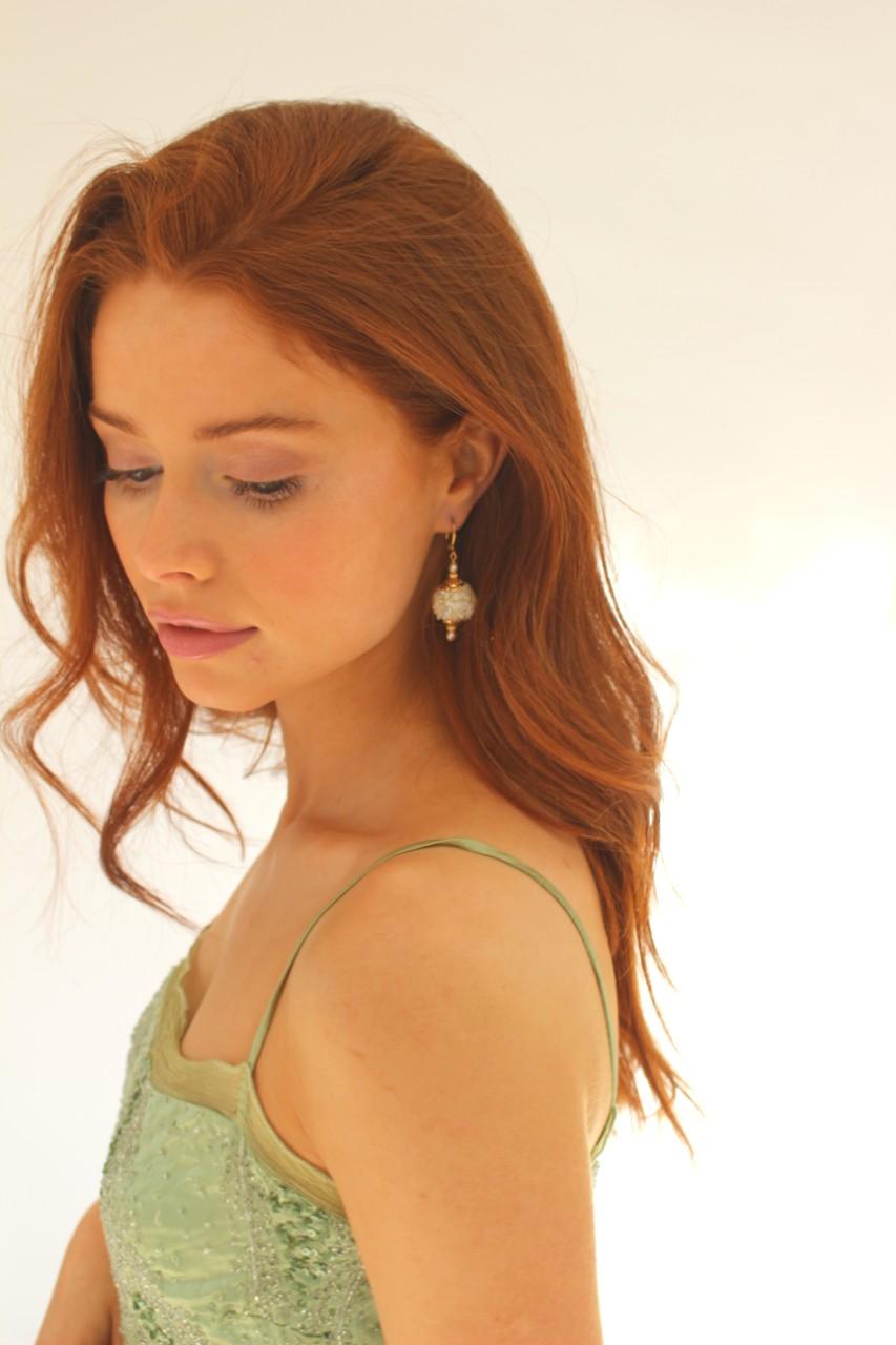 le perle k kajoux earrings