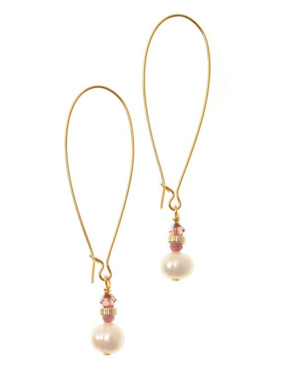 peony k kajoux earrings