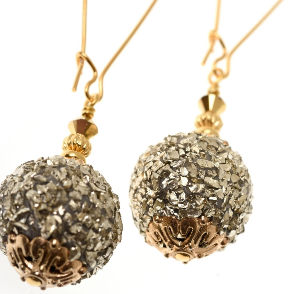 k kajoux statement earrings