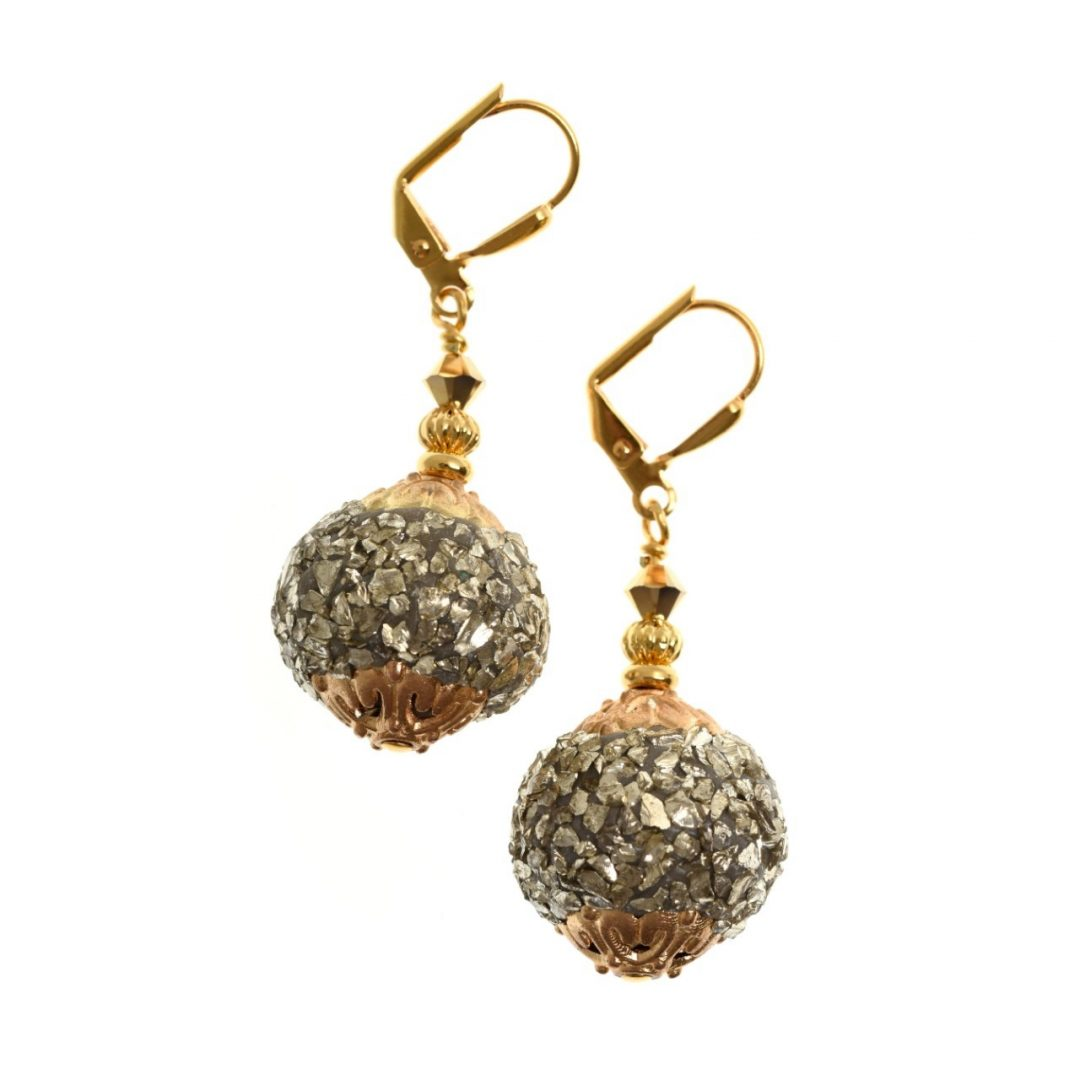 k kajoux statement earrings