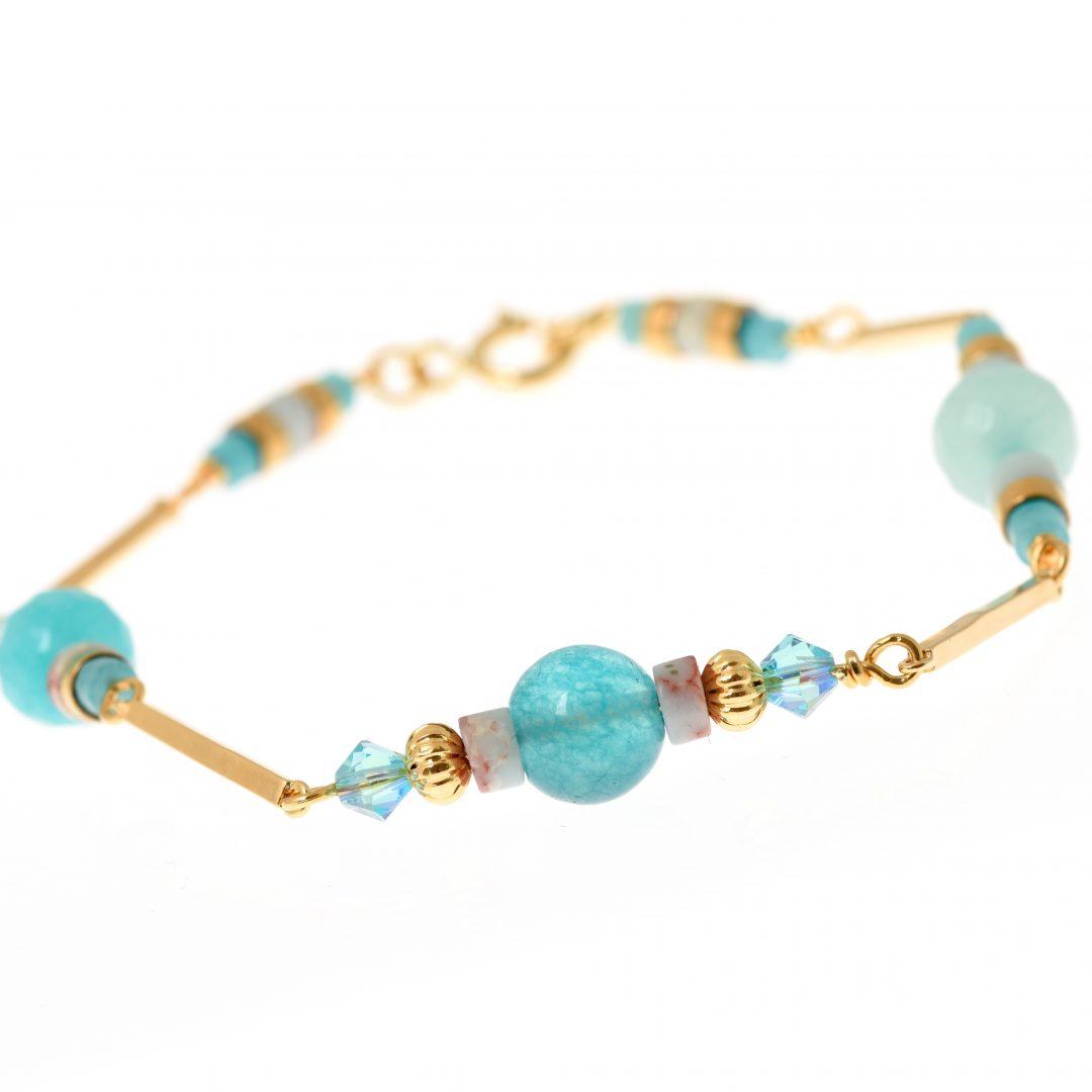 Seagreen K Kajoux bracelet